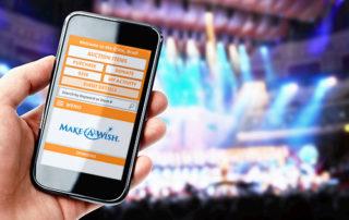 fundraising software qtego auction technology