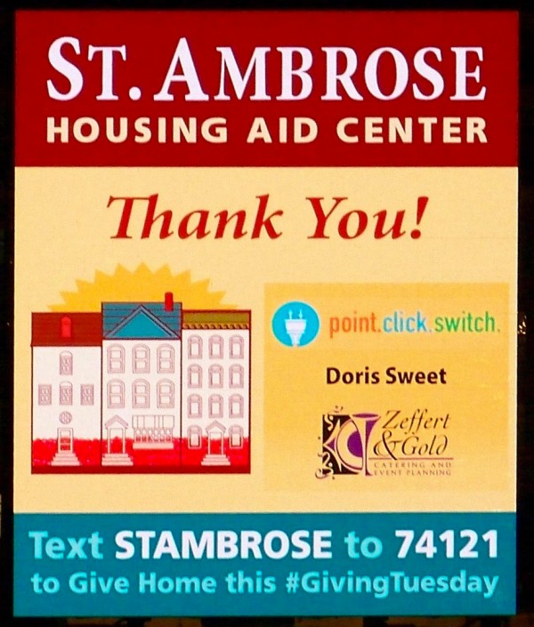 St. Ambrose Text-to-Donate