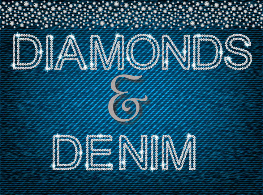 Charity Auction Themes - Diamonds & Denim