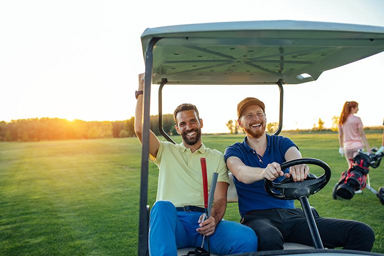 Golf Charity Event - Par 3 Contest