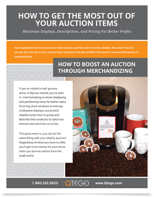 How to Get the Most Out of Your Auction Items