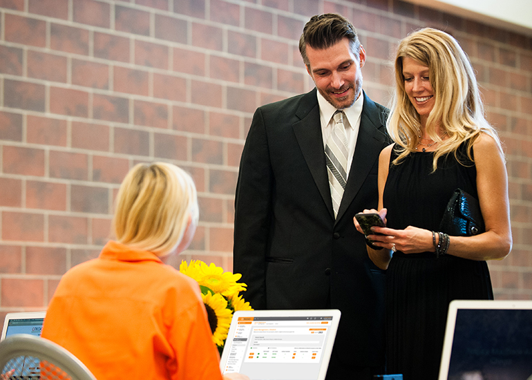 Guest Management Tool - Guests Check-in