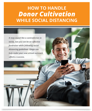 Qtego Donor Cultivation Cancelling a Fundraising Event
