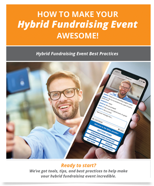 Qtego Hybrid Fundraising Event Best Practices Guide