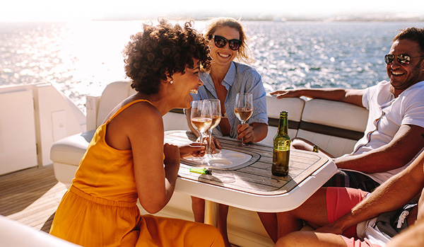 Qtego Outdoor Fundraising Events Boat Party